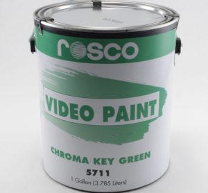 Зеленая хромакейная краска 1 галлон