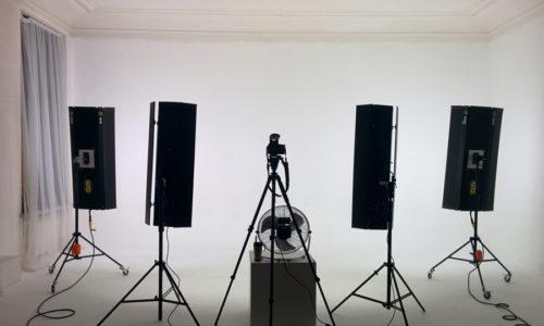 Приборы RDL4x1200S KFO и Kino Flo 4Bank System