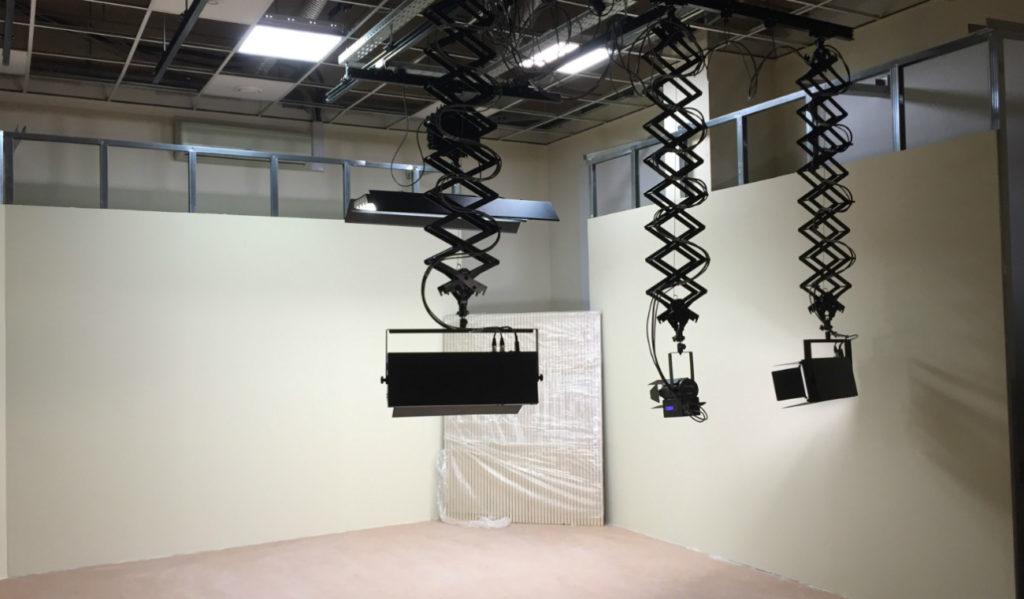 Световые приборы студии