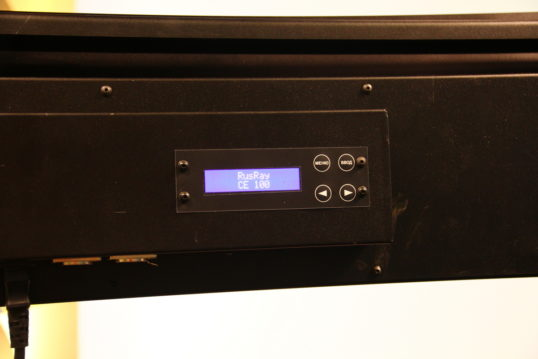 RR CE 100 панель управления